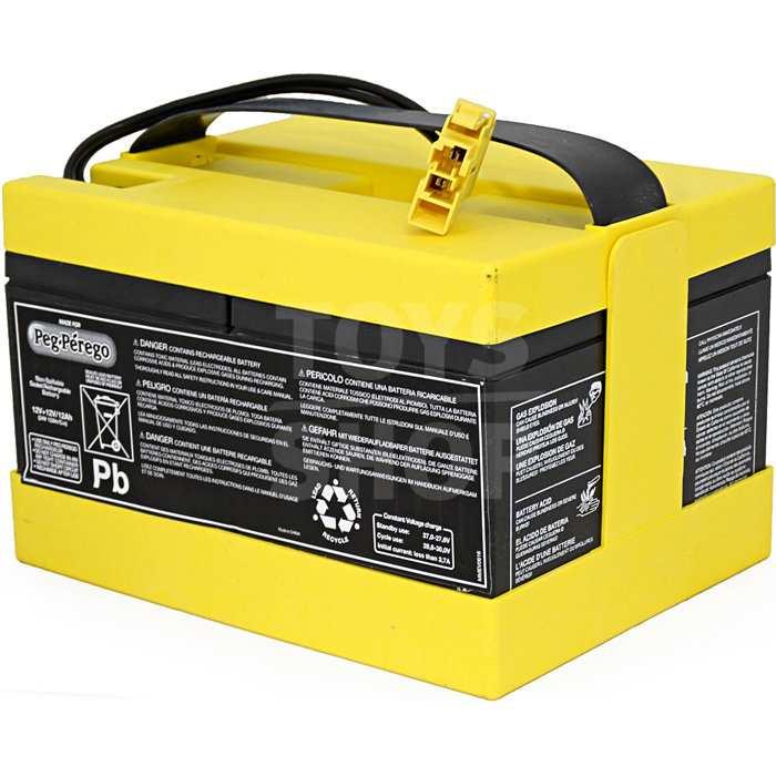 Аккумулятор для детского электромобиля Peg-Perego 24V/12Аh (Пег-Перего)