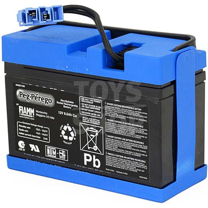 Аккумулятор для детских электромобилей 12В/8ah Peg Perego (Пег-Перего)