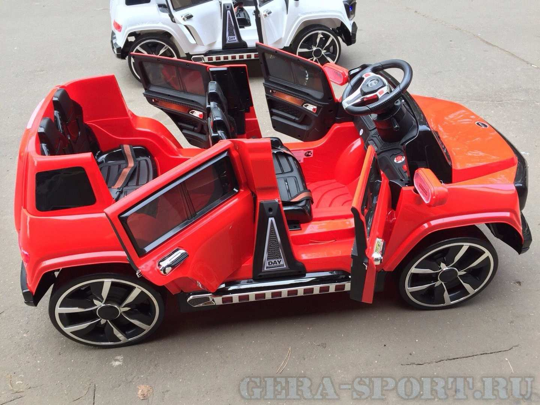двухместный электромобиль мерседес #10
