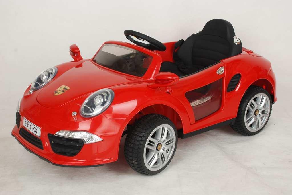 электромобиль porsche e911kx