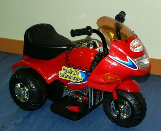 Ремонт детского электромотоцикла своими руками 94