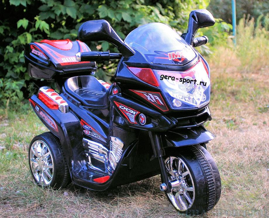 картинки мотоциклы детские