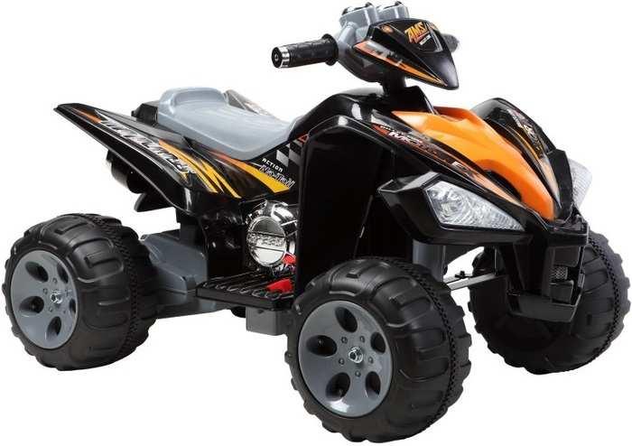 QUATRO JS-007 детский квадроцикл до 6 км/ч