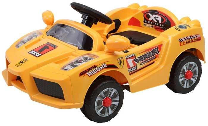 Детский электромобиль Ferrari JE-009 на аккумуляторе