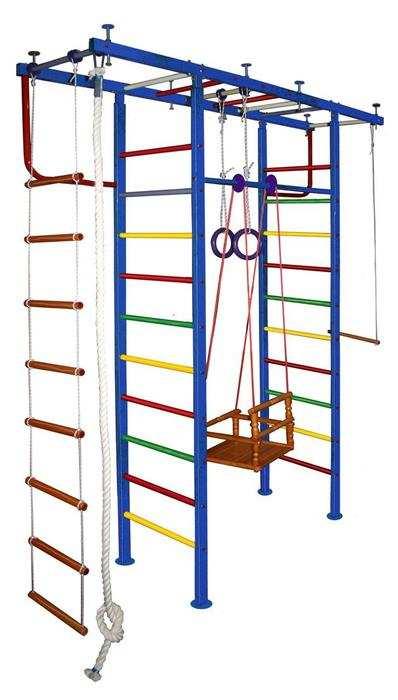 ДСК Вертикаль №11 детский спортивный комплекс для дома