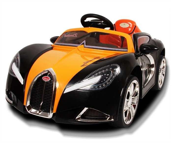 Bugatti 188 детские автомобили