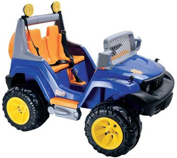 Bugati Y043-H-01017 детский электромобиль джип