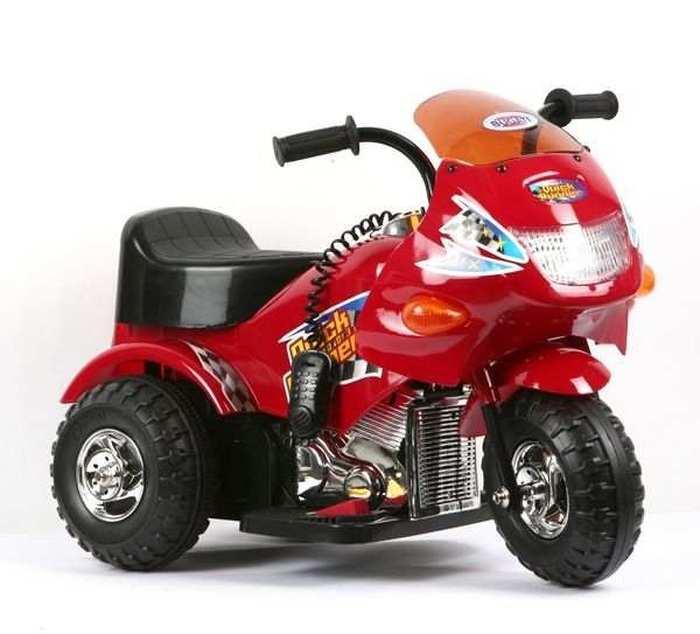 Детский мотоцикл Bugati 20003 RC