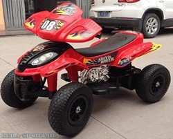 QUATRO RD-203 квадроцикл для детей от 3 лет на резиновых колесах