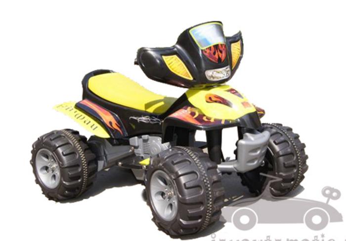 Детский электроквадроцикл Joy Automatic 22 Quad