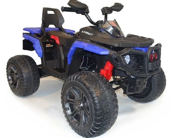 Электроквадроцикл 3588 на резиновых колесах