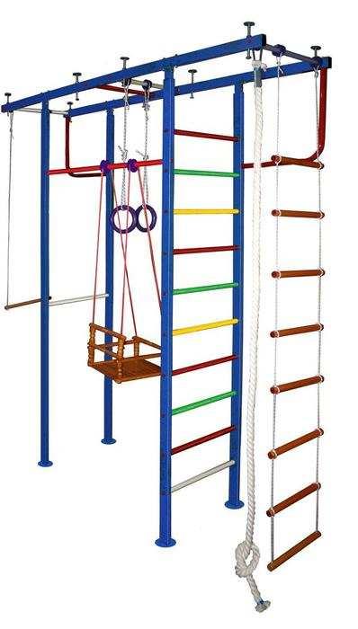 ДСК Вертикаль №4 детский спортивный комплекс для дома