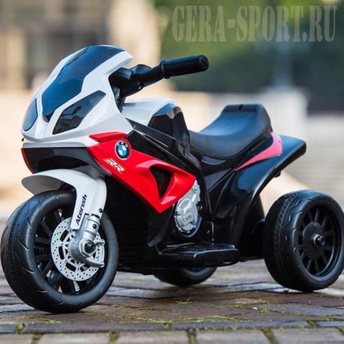 Детский мотоцикл BMW 5188 VIP для детей до 3-х лет