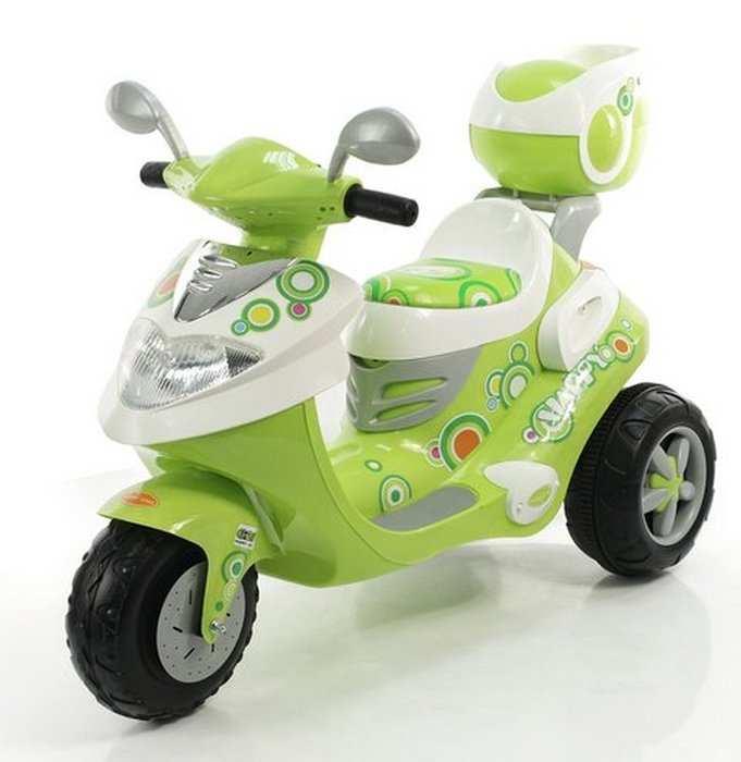 Детский мотоцикл Geoby LW-626 F-106