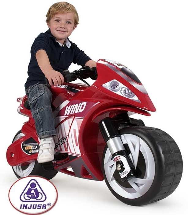 Мотоциклы для детей INJUSA Wind 646
