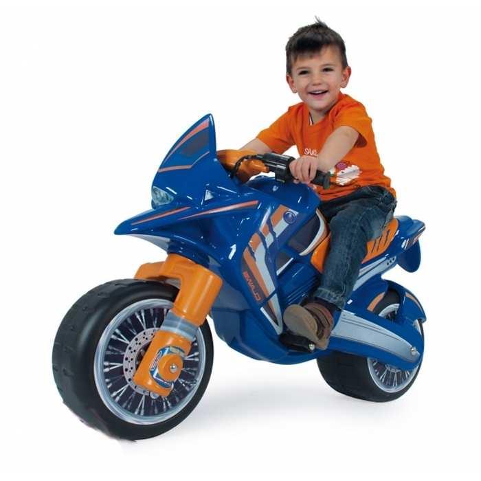 Детский электромотоцикл INJUSA CLAWS 647