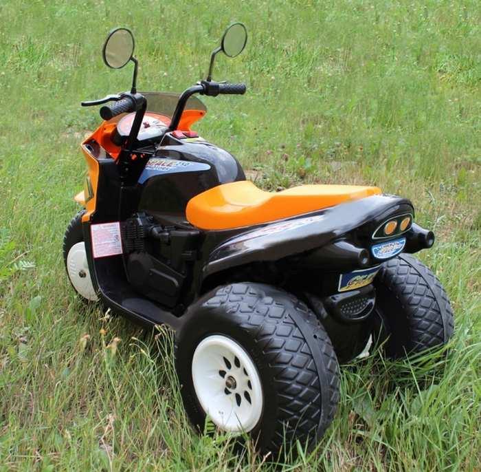 Детский мотоцикл на аккумуляторе СТ 770