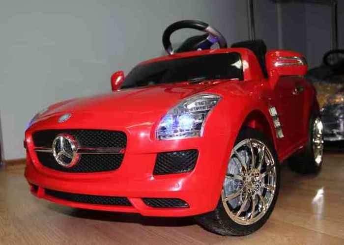 ЛИЦЕНЗИОННЫЙ детский электромобиль Mercedes-Benz 7997 A