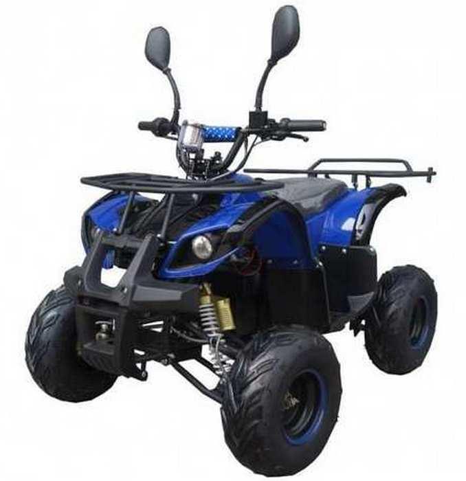 Детский квадроцикл на резиновых колесах SHERHAN 800S до 23 км/ч
