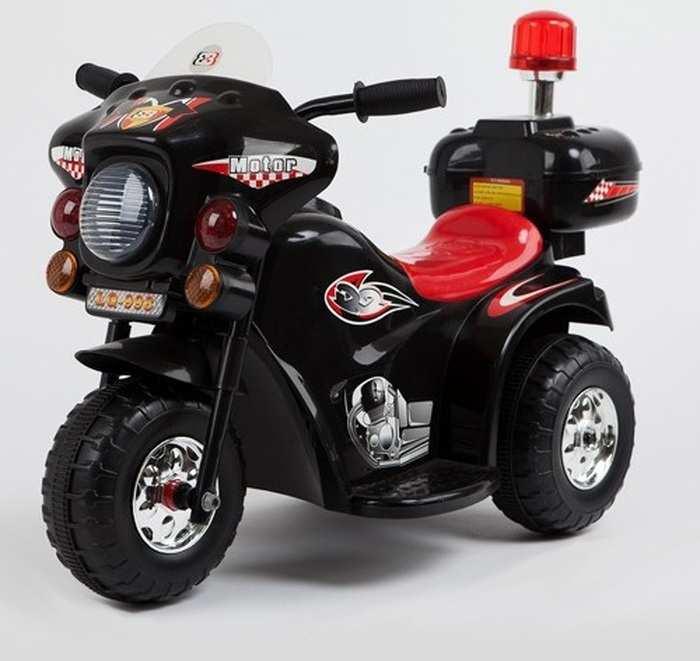 Детский электромотоцикл MOTO 991 TR