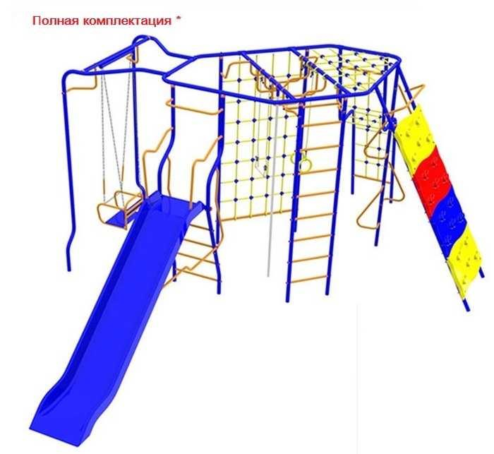 ДСК для дачи Веселый Непоседа Мечта спортивно игровой комплекс для детей на дачу