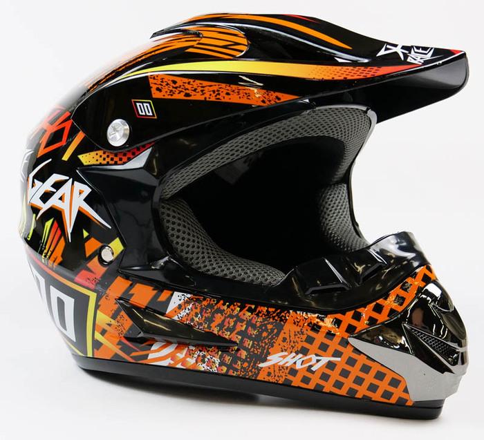 Шлем детский Motax FOX