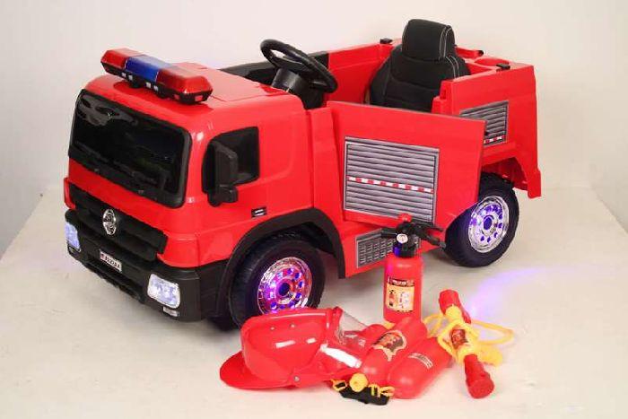 Детский электромобиль A222AA на резиновых колесах