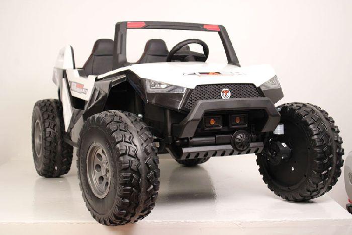 Детский полноприводный двухместный электромобиль A707AA 4WD BAGGY