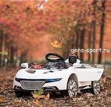 Детский электромобиль Audi R8 A 228 на резиновых колесах