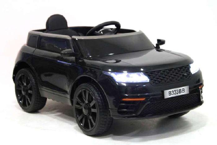Range B333BB детский электромобиль на резиновых колесах