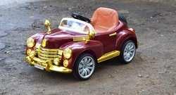 Bentley E 999 КХ ретро детские автомобили на аккумуляторе с пультом