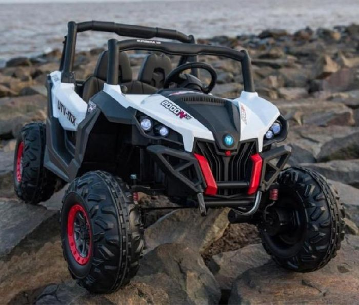 BUGGY UTV-MX Buggy 12V - XMX603 двухместный электромобиль детский