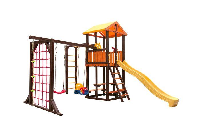 Детский спортивно-игровой комплекс Perfetto sport «Bari-12»