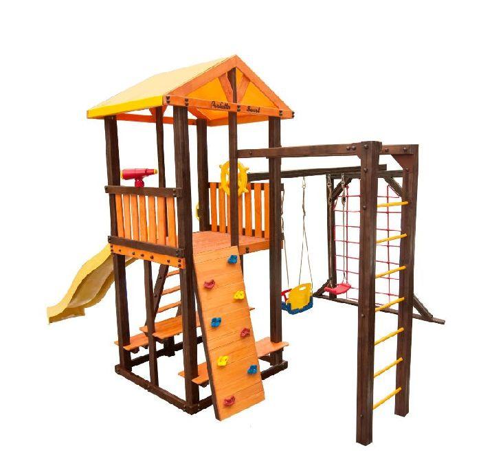 Детский спортивно-игровой комплекс Perfetto sport «Bari-13»