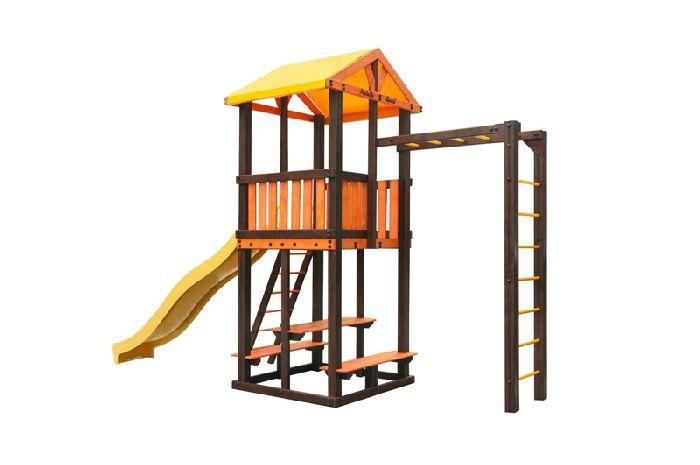 Детский спортивно-игровой комплекс Perfetto sport «Bari-15»