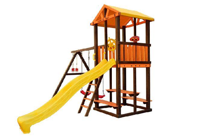Детский спортивно-игровой комплекс Perfetto sport «Bari-3»