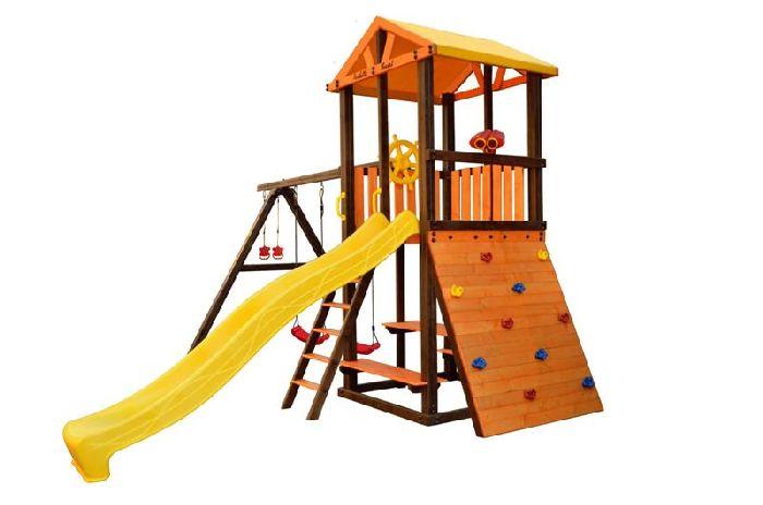 Детский спортивно-игровой комплекс Perfetto sport «Bari-2»