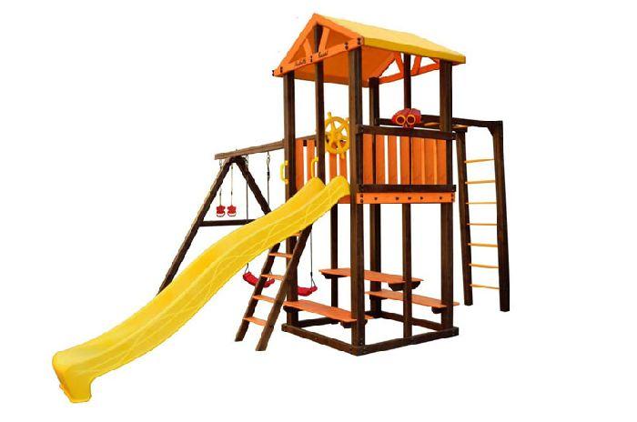 Детский спортивно-игровой комплекс Perfetto sport «Bari-6»