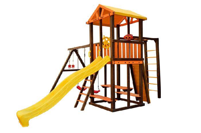 Детский спортивно-игровой комплекс Perfetto sport «Bari-7»