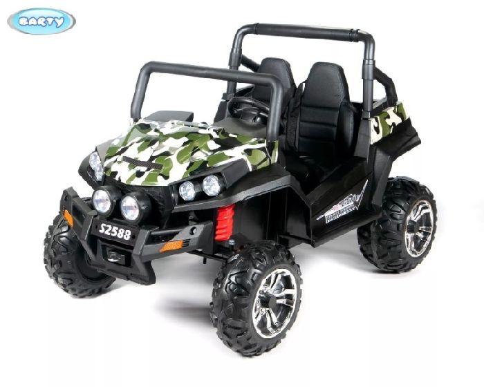 BARTY BUGGY S2588 (F007) детский электромобиль на резиновых колесах
