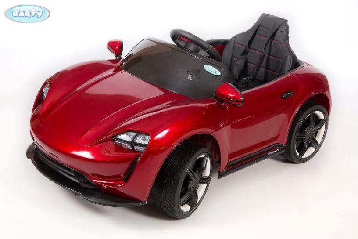 Детский электромобиль BARTY Porsche Sport (М777МР) на резиновых колесах