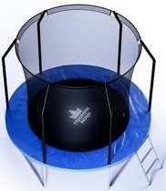 Триумф Норд семейный диаметр 300 см батут с сеткой