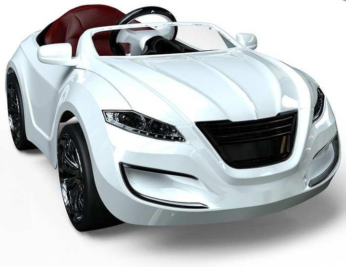 Детский электромобиль HENES PHANTOM