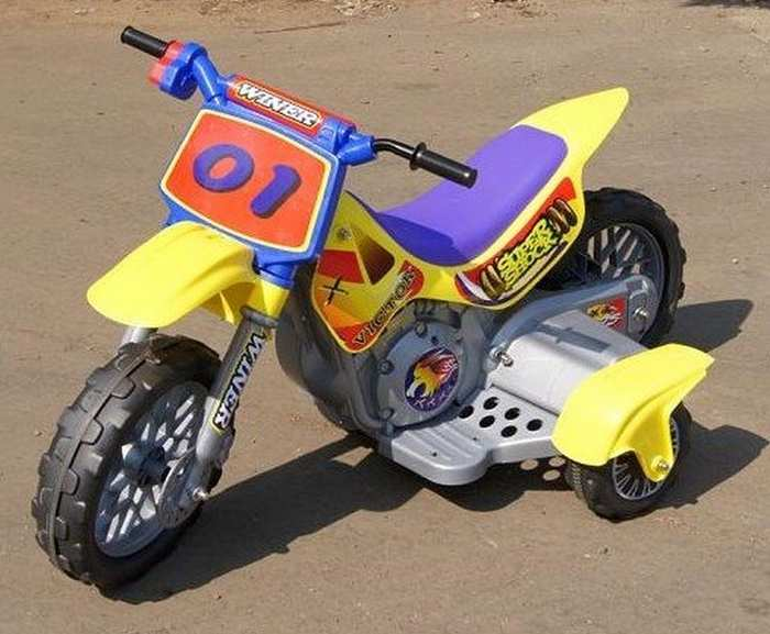 Мотоцикл для детей 12V Joy Automatic 23 Bike Bm-jja 23 motorbike
