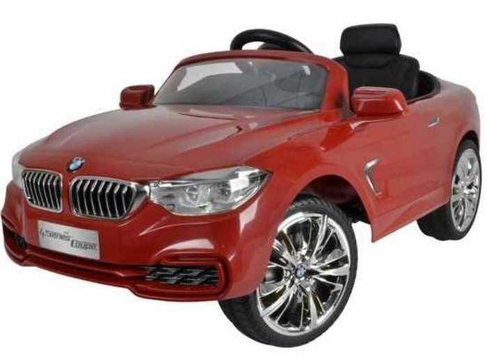 Детский электромобиль BMW 4 Series Coupe. Детский автомобиль на аккумуляторе BMW