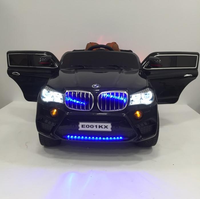BMW E 001 KX детский электромобиль с дистанционным управлением