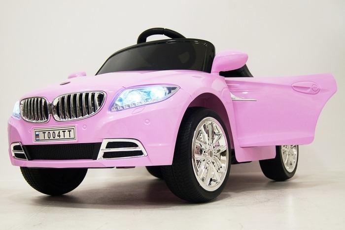 BMW T 004 TT детский электромобиль с дистанционным управлением