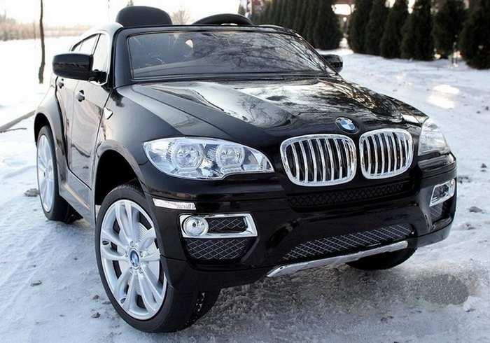 БМВ Х6 электромобиль джип детский BMW X6