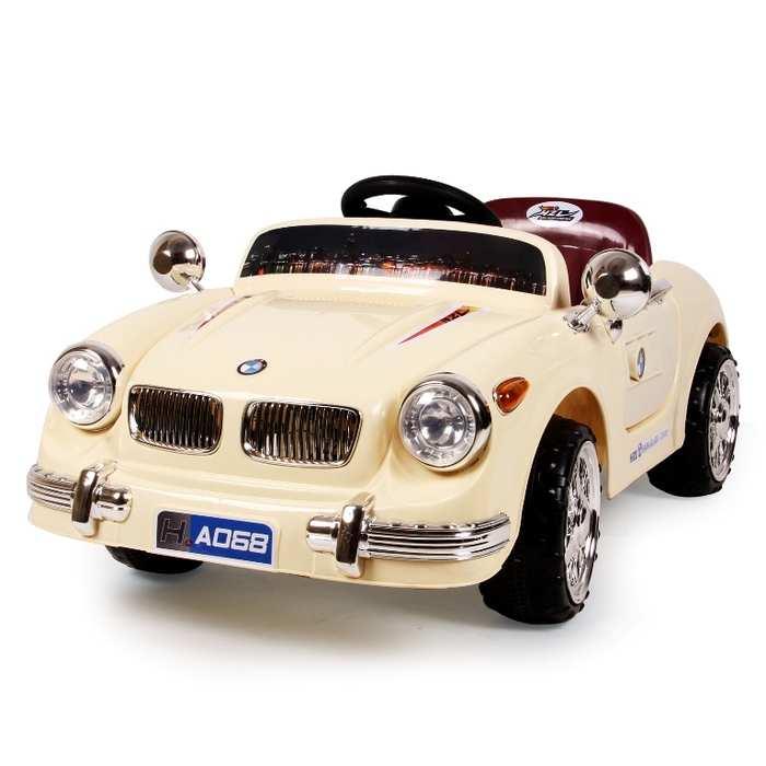 Детский электромобиль BMW RETRO 068