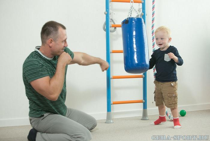 Детская боксерская груша Romana 5 кг